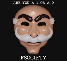 Are You A 1 or a 0 - FSOCIETY Hoodie