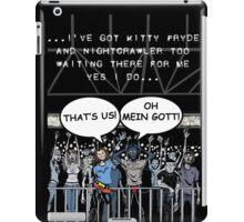 Concert iPad Case/Skin