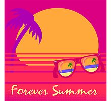 Forever Summer by mytshirtfort