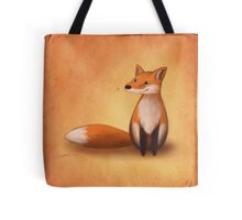 Smiling Fox Tote Bag
