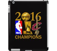 NBA Champions 2016 iPad Case/Skin