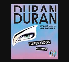 PAPER GODS ON TOUR DURAN DURAN Unisex T-Shirt