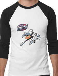 Danny Phantom  Men's Baseball ¾ T-Shirt