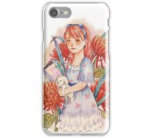 Lady Ruby Rooibos iPhone Case/Skin