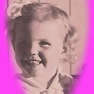 Me as a child by Norma-jean Morrison