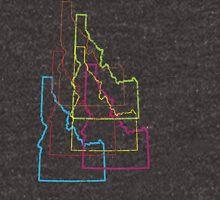 idaho pride blur Unisex T-Shirt