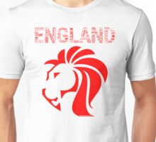 Three Lions World Cup 2014 Unisex T-Shirt