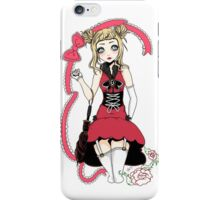 All dolled up  iPhone Case/Skin
