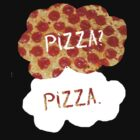 The Fault in Our Pizza by ShelbMali