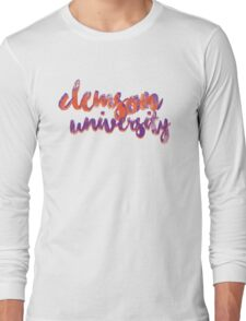 Clemson University Long Sleeve T-Shirt