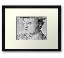 belushi Framed Print