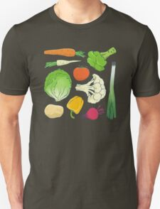 Eat Your Veggies! Unisex T-Shirt