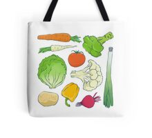 Eat Your Veggies! Tote Bag