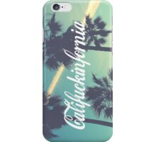 CALIFUCKINFORNIA iPhone Case/Skin