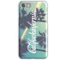 CALIFUCKINFORNIA iPhone Case/Skin