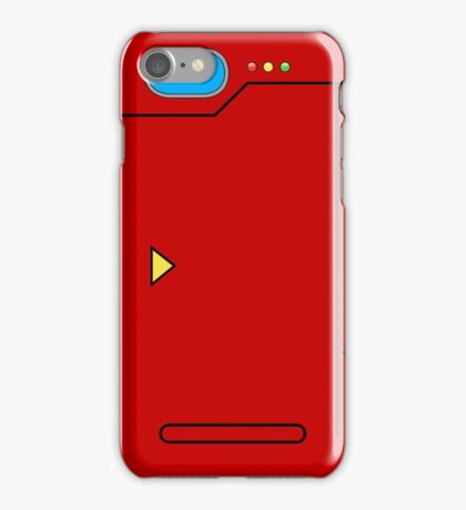 Pokedex 6 Tough iPhone Case/Skin