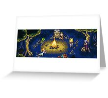 Chrono Trigger - Fiona's Forest Greeting Card