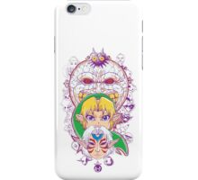 THE MOON'S MASKS T-SHIRT iPhone Case/Skin