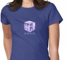 key to time Womens Fitted T-Shirt