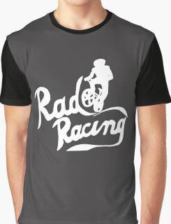 Rad Racing Funny Graphic T-Shirt