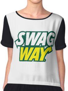 SWAGWAY Chiffon Top
