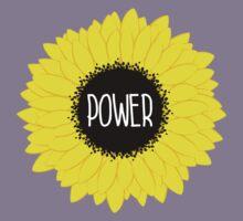Flower Power Kids Tee