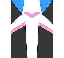Paladin Armor - Pink Photographic Print
