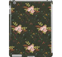 Woodland Flowers - Green iPad Case/Skin