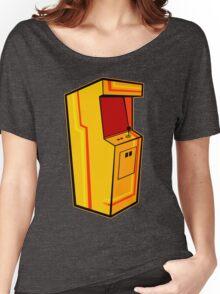 Arcade, Orange Women's Relaxed Fit T-Shirt