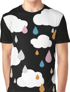 Dark Rainy Day Graphic T-Shirt
