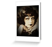 Fairest of All Clara Greeting Card