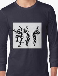 """Let Me Dance"" by Carter L. Shepard Long Sleeve T-Shirt"