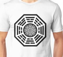 Dharma Initiative White Lotus Unisex T-Shirt