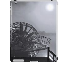 PS Murray Princess paddle wheel, Murray Bridge iPad Case/Skin