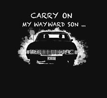Carry on my wayward son_Supernatural Women's Tank Top