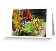 Finding Nemo Crew Greeting Card