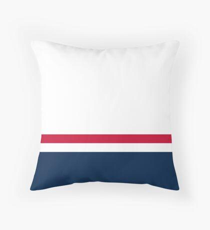 Washington Away Leggings Throw Pillow