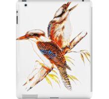 Australian Kookaburra 666 iPad Case/Skin
