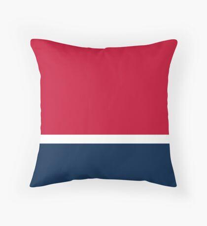 Washington Home Leggings Throw Pillow
