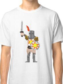 Pixel Souls - Solaire of Astora Classic T-Shirt