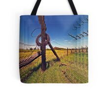 """ Devil`s Rope "" Tote Bag"