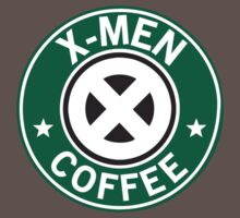 X men Coffee Kids Clothes