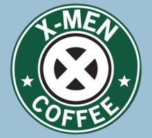 X men Coffee Kids Clothes