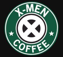 X men Coffee by lenz30