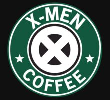 X men Coffee by lenz30