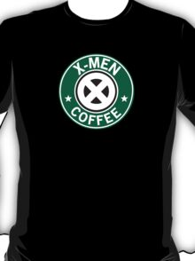 X men Coffee T-Shirt