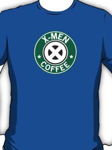 X men Coffee T-Shirt