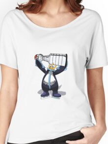 Empoleon Lifting The Cup Women's Relaxed Fit T-Shirt