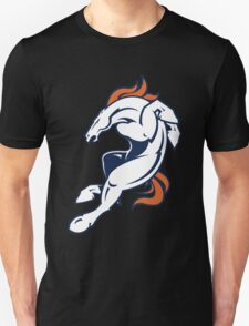 Denver Broncos alternate Unisex T-Shirt