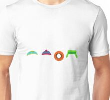 South Park Hats Unisex T-Shirt
